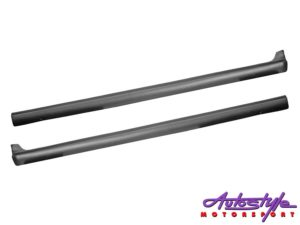VW Polo GT Plastic Side Skirts (pair)-0