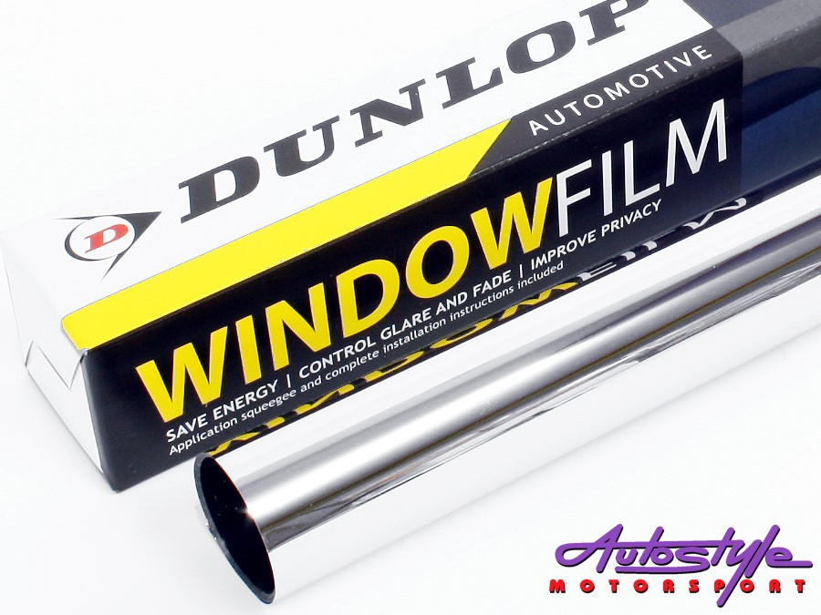 Dunlop Silver Window Tint -0