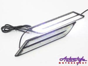 Universal Arrow Design LED Spotlamp (pair)-0