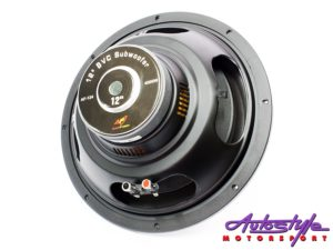 "12"" AudioFusion 4000w SVC Subwoofer-29739"