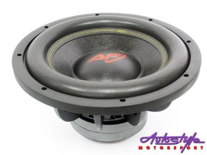 "AudioFusion 12"" 8000w Competition Series DVC Subwoofer-0"