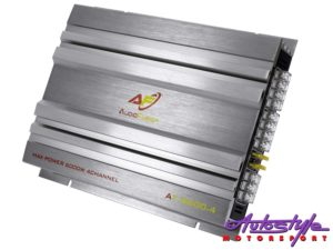 AudioFusion 6000w 4channel Amplifier-26091