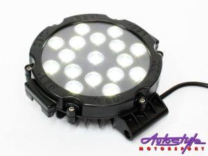 Universal 16cm Round LED Spotlamp (each)-0
