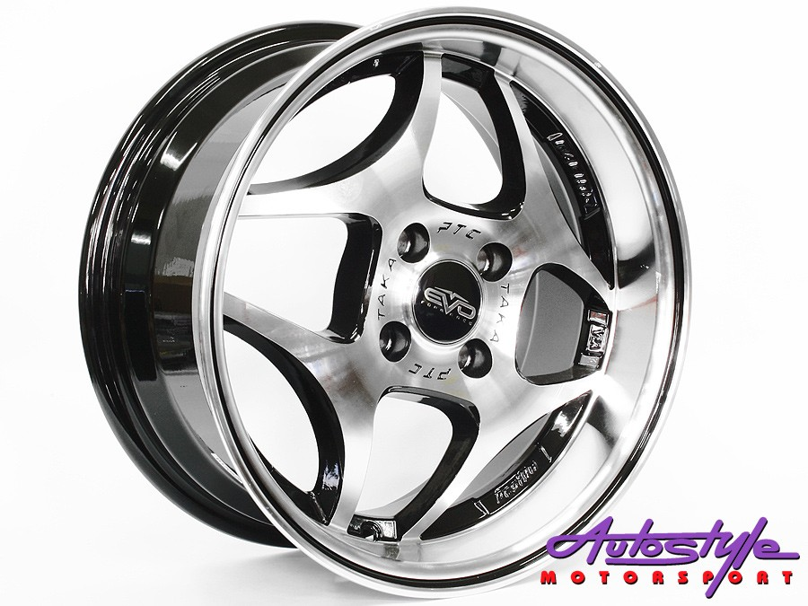 "15"" Evo Laguna 4/100 Alloy Wheels-0"