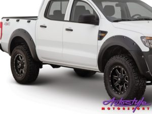 Toyota Hilux Revo Wheel Arches (smooth finish)-0