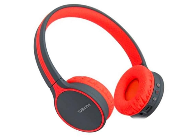 Toshiba Wireless Bluetooth Headphones