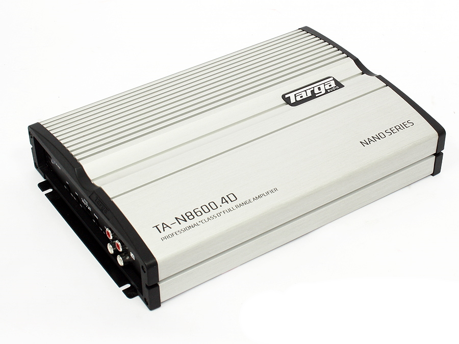 Targa Nano Series 9000w 4ch Amplifier