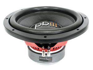 "Powerbass 10"" 4000w DVC Subwoofer-0"