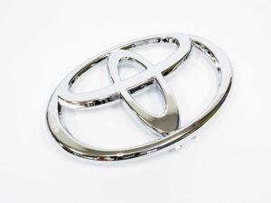 Toyota Vigo Grille Badge (16cm)-0