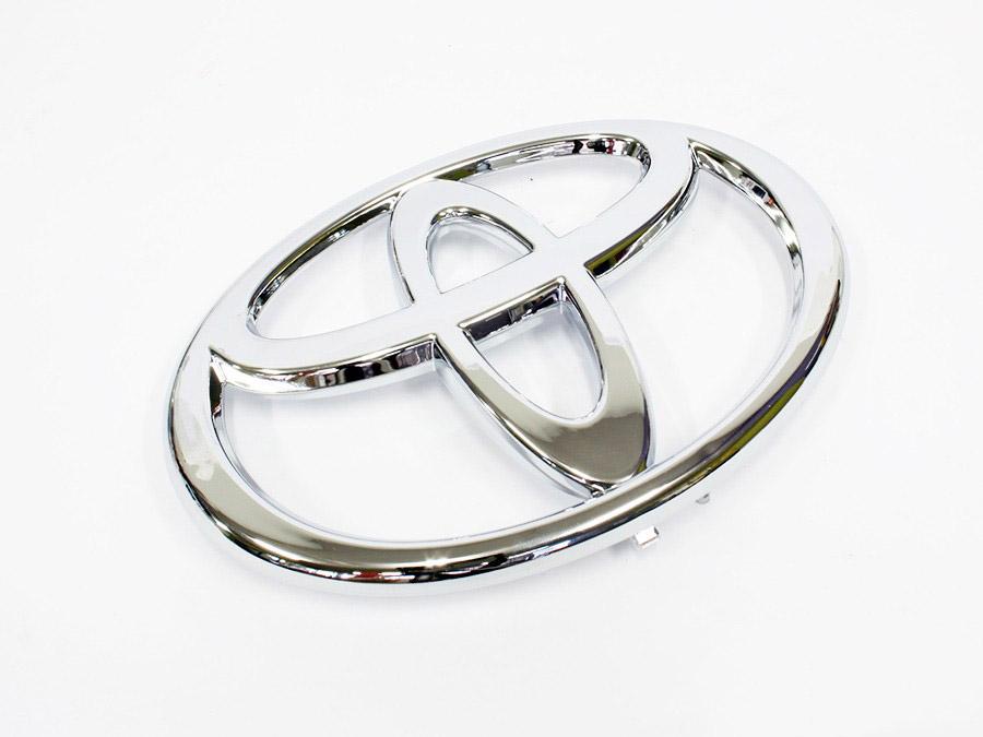 Toyota Vigo Grille Badge (16cm)