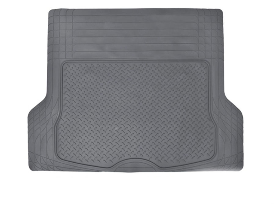 Universal Rubber Boot Mat (black)