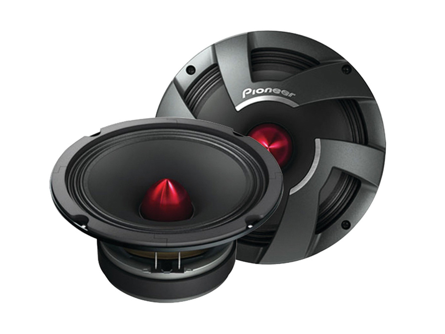 Pioneer TS-M800PRO 8″ Midbass 700w Speakers