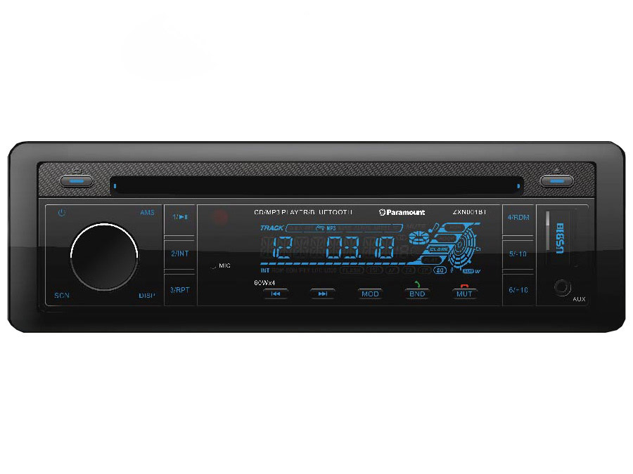 Paramount ZXN001 Mp3 Cd with Bluetooth