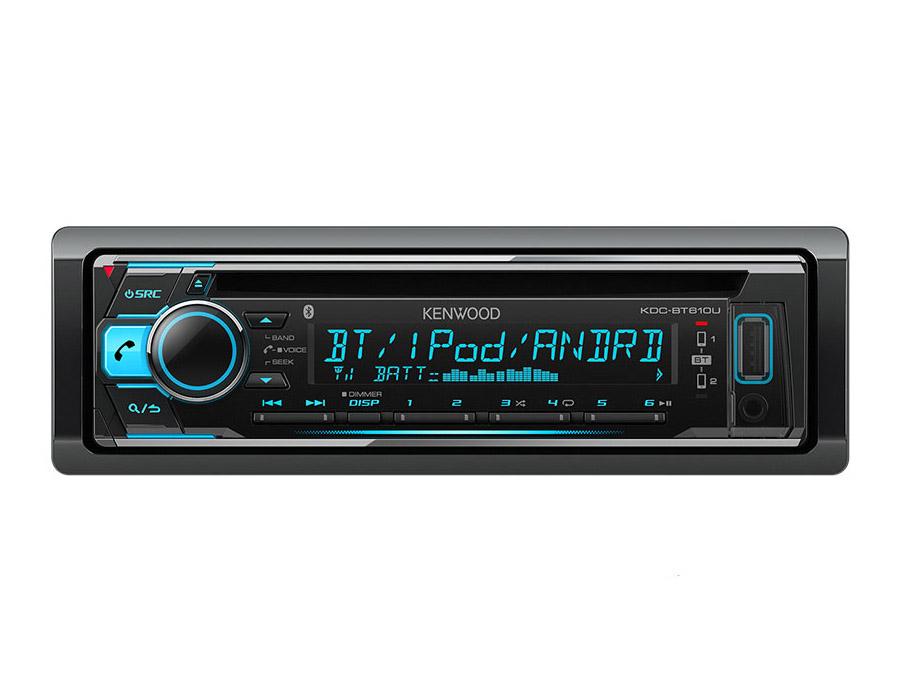 Kenwood KDC-BT610U Mp3 Cd/Usb with Bluetooth