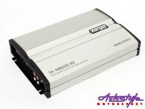 Targa Nano Series 9000w 4ch Amplifier-0