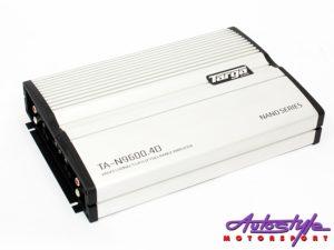 Targa Nano Series 12000w 4ch Amplifier-0