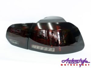 VW Golf Mk6 Naptex LED Rear Lamps-0