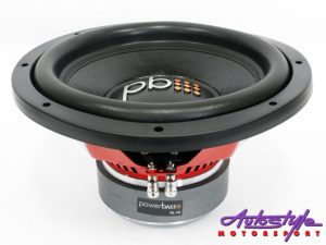 "Powerbass 12"" 6500w DVC Subwoofer-0"