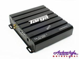 Targa Terminator Series 600rms Class B Monoblock Amplifier-0