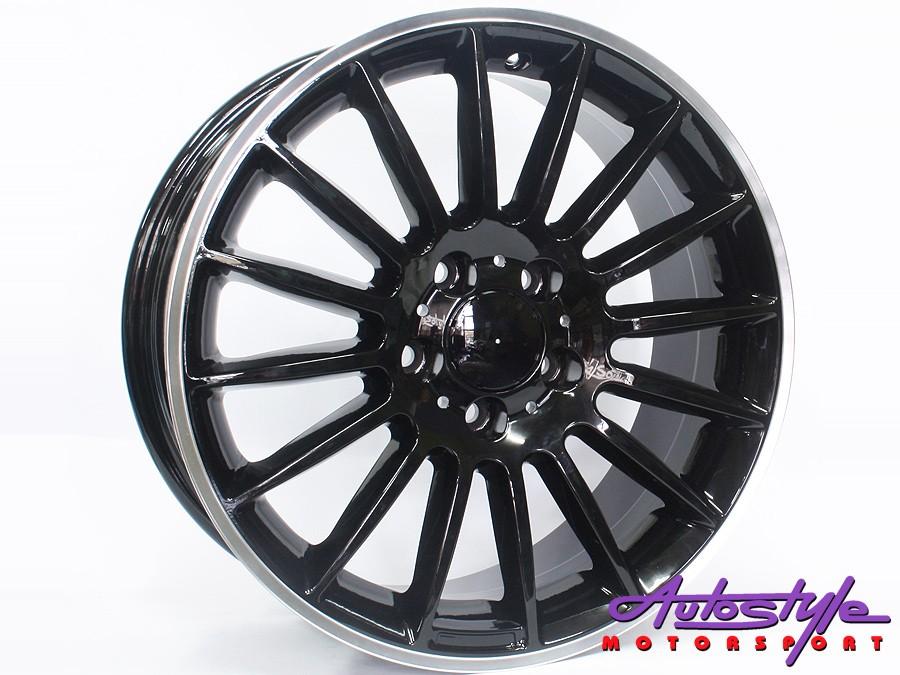 17″ Axe MC-18 5/112 Alloy Wheels