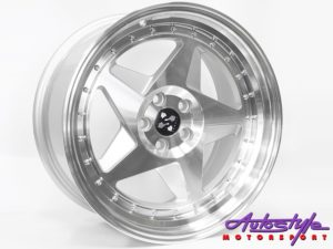"17"" Axe Ventus-MS-D 5/100 Alloy Wheels-0"