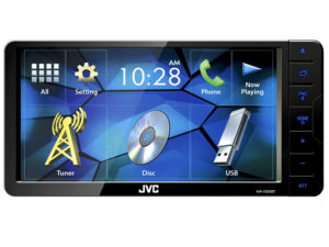 JVC KW-V520BTM Car AV Receiver-0