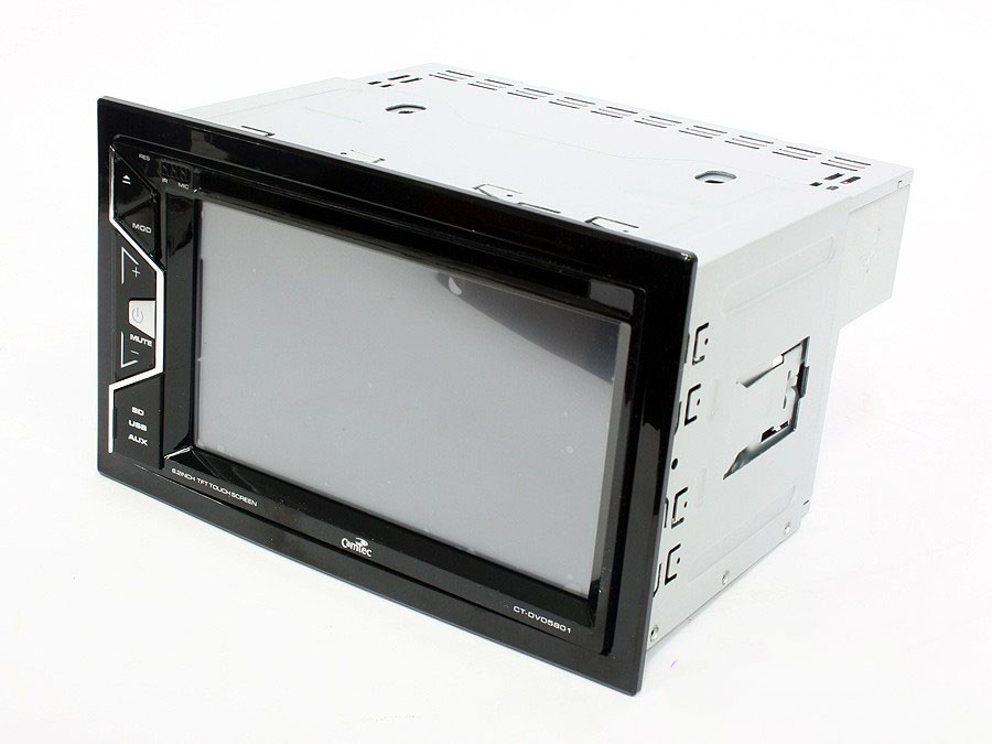 Camtec CT-DVD-5801 Double Din DVD Player