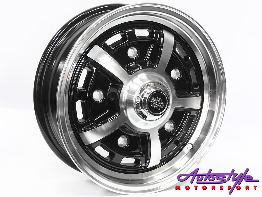 15″A1614 MOD Classic Beetle 5/205 Alloy Wheels