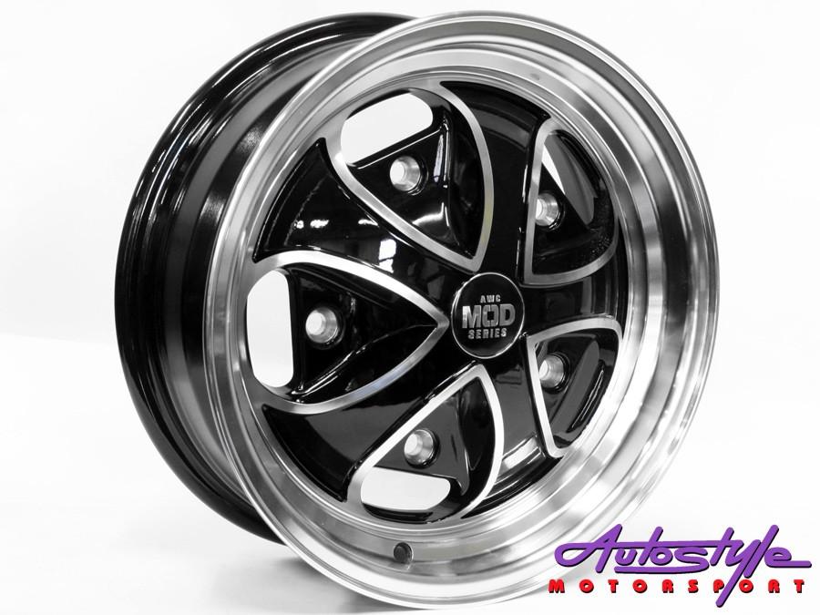 15″A453  MOD Classic Beetle 5/205 Alloy Wheels