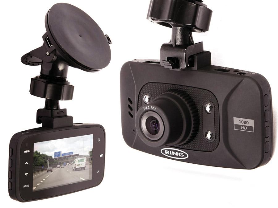 Ring RBGDC50 Automotive Widescreen Dash Camera
