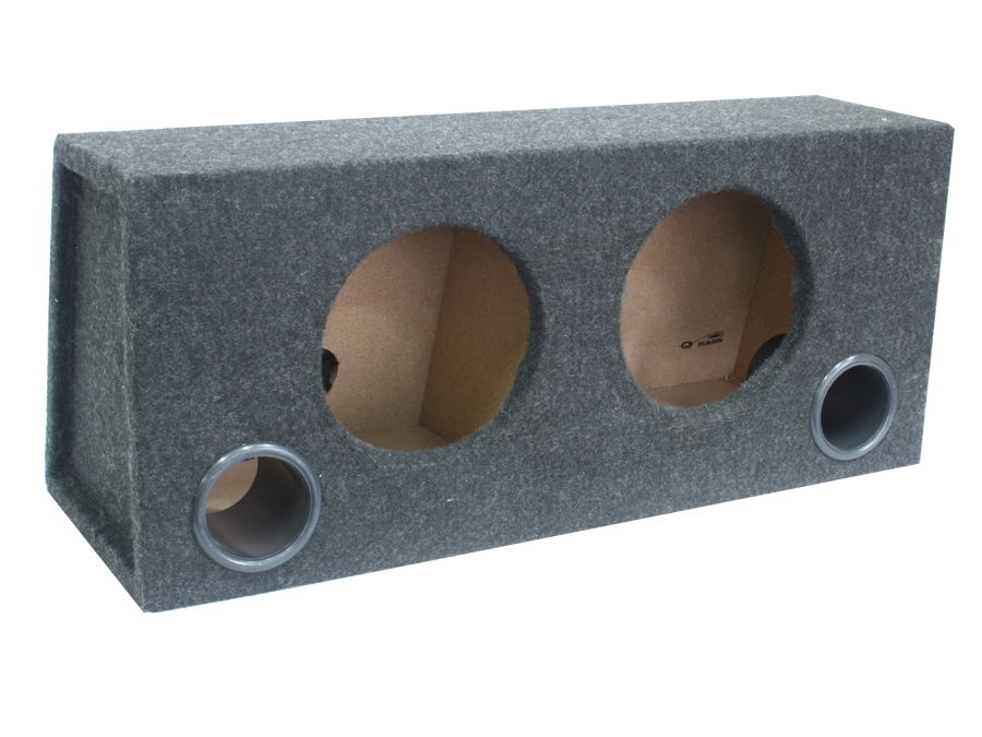 Twin 8″ Subwoofer Ported Enclosure