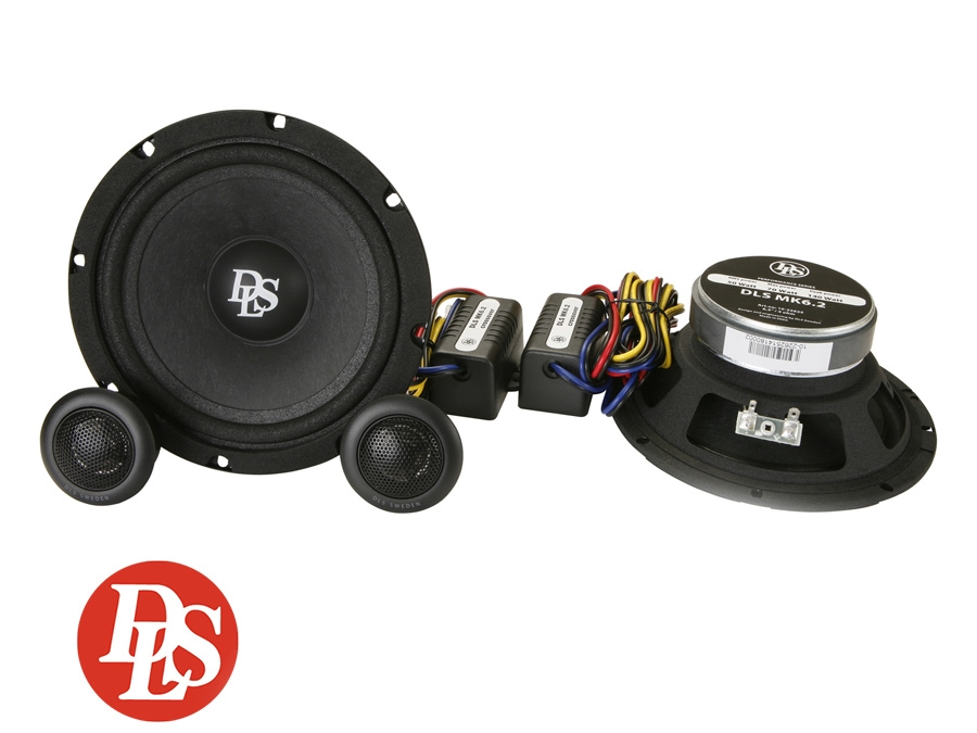 DLS CK-MK6.2 6.5″ 2way Split System