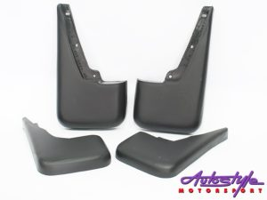 Chevrolet Utility Plastic Mudflaps (set of 4)-0