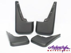 Chevrolet Utility Plastic Mudflaps (set of 4)-0