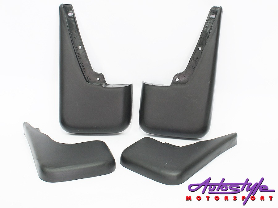 Chevrolet Utility Plastic Mudflaps (set of 4)
