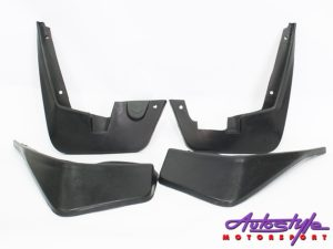 Nissan NP200 Plastic Mudflaps (set of 4)-0