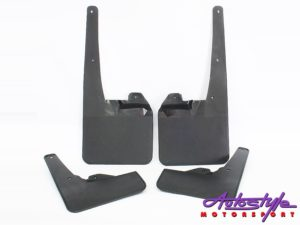 2013+ Isuzu Plastic Mudflaps (set of 4)-0