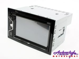 Camtec CT-DVD-5801 Double Din DVD Player-0