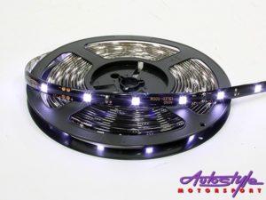 NR Universal 5metre White LED Stripe-0