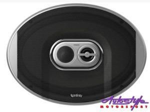 "Infinity PR6903IS 6x9"" 360w 3 Way Speakers-0"