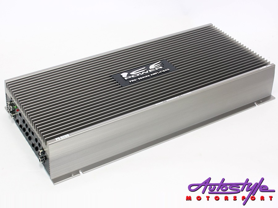ICE Power PS-6200.4 6200w 4channel Amplifier-0