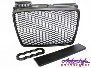 Audi A4 B7 Mesh Grille -0