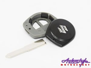 Blank Key for Suzuki Swift (2button)-0