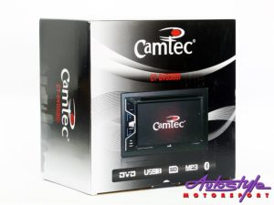 Camtec CT-DVD-5801 Double Din DVD Player-26611