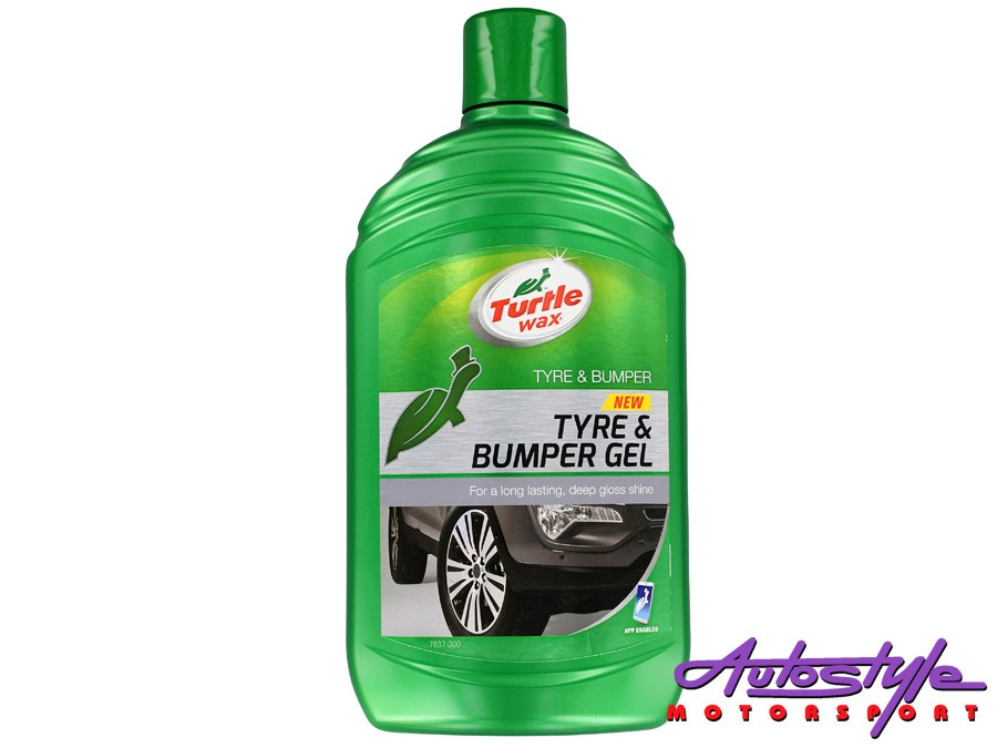 Turtle Wax GL Bumper & Tyre Gel