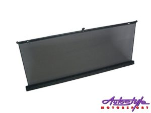 Universal Retractable Window Blinds (100x50cm)-0