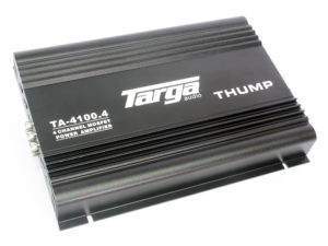Targa Thump Series 4900w 4channel Amplifier-0