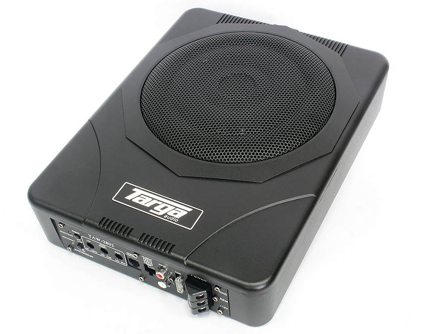 "Targa 8"" Active Sub And Amp 5000w"