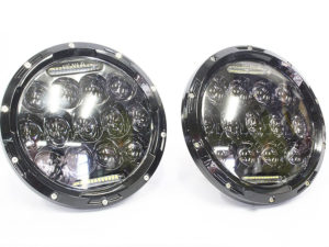 "Jeep 7"" LED Spotlamps (pair)-0"