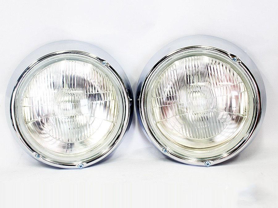 Vw Beetle Head Light 70+